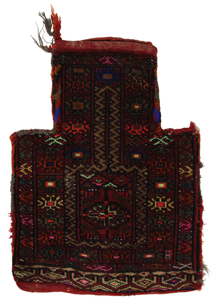 Baluch - Saddle Bag Persialainen tekstiilituote 57x42