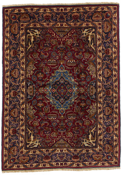 Matto Mashad Antique 172x125